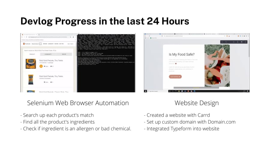 Devlog Progress #1