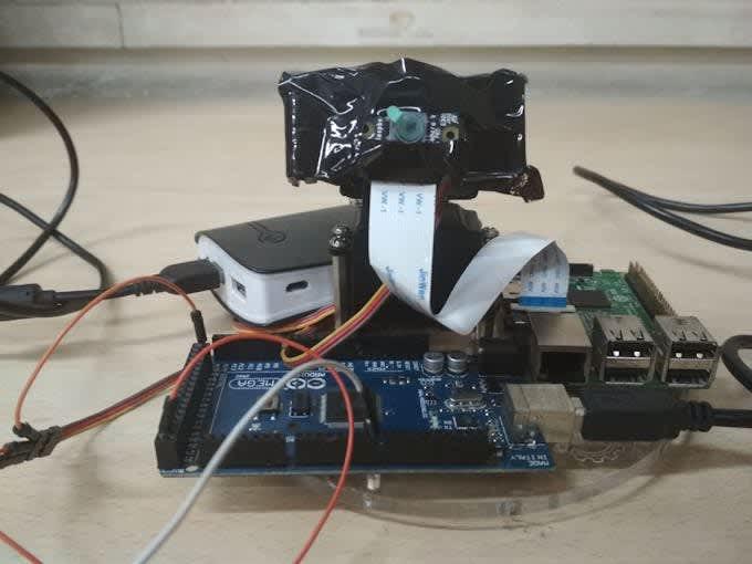 The final hardware module
