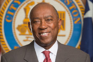 Sylvester Turner, Mayor of Houston