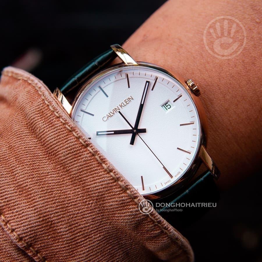 10 hãng đồng hồ cho nam trung niên được ưa chuộng nhất VN - Ảnh: 9