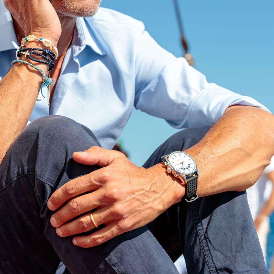 10 hãng đồng hồ cho nam trung niên được ưa chuộng nhất VN - Ảnh: 4
