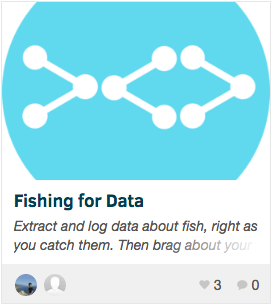 Fishing for Data