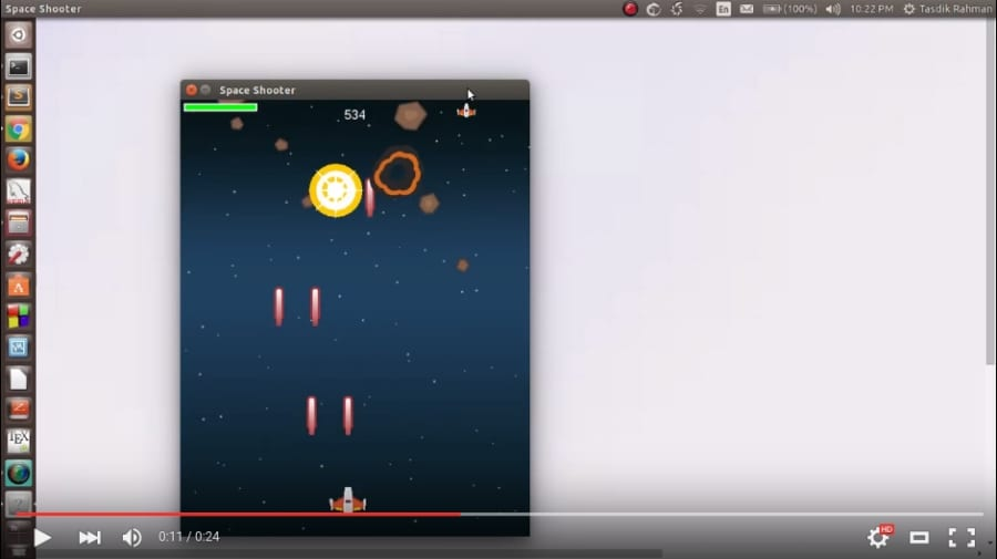 spaceShooter | Devpost