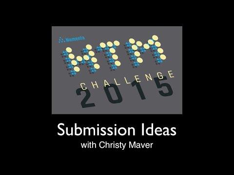 HTM Challenge Ideas Video