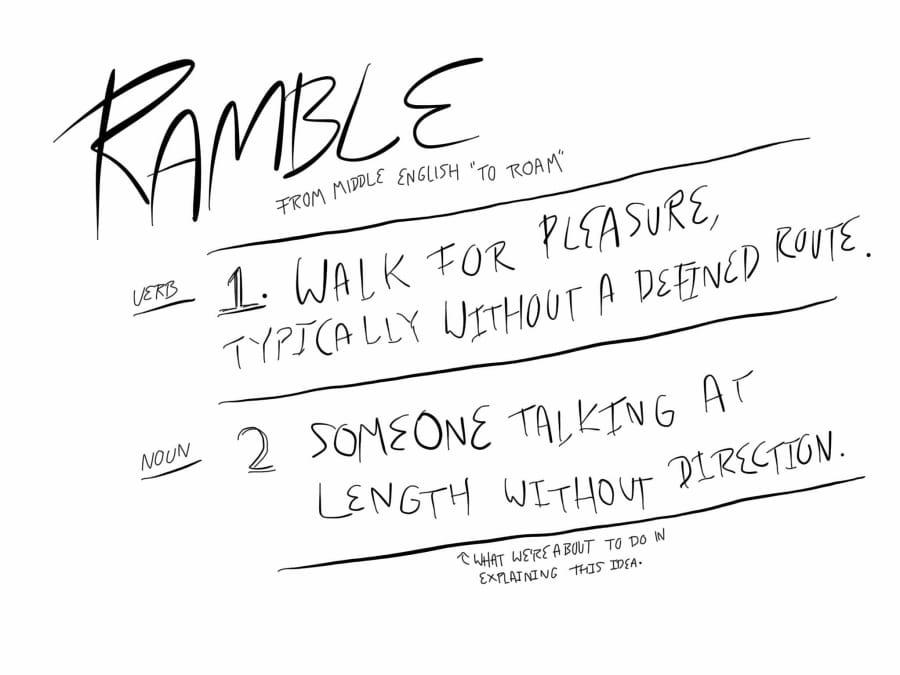 Ramble VR