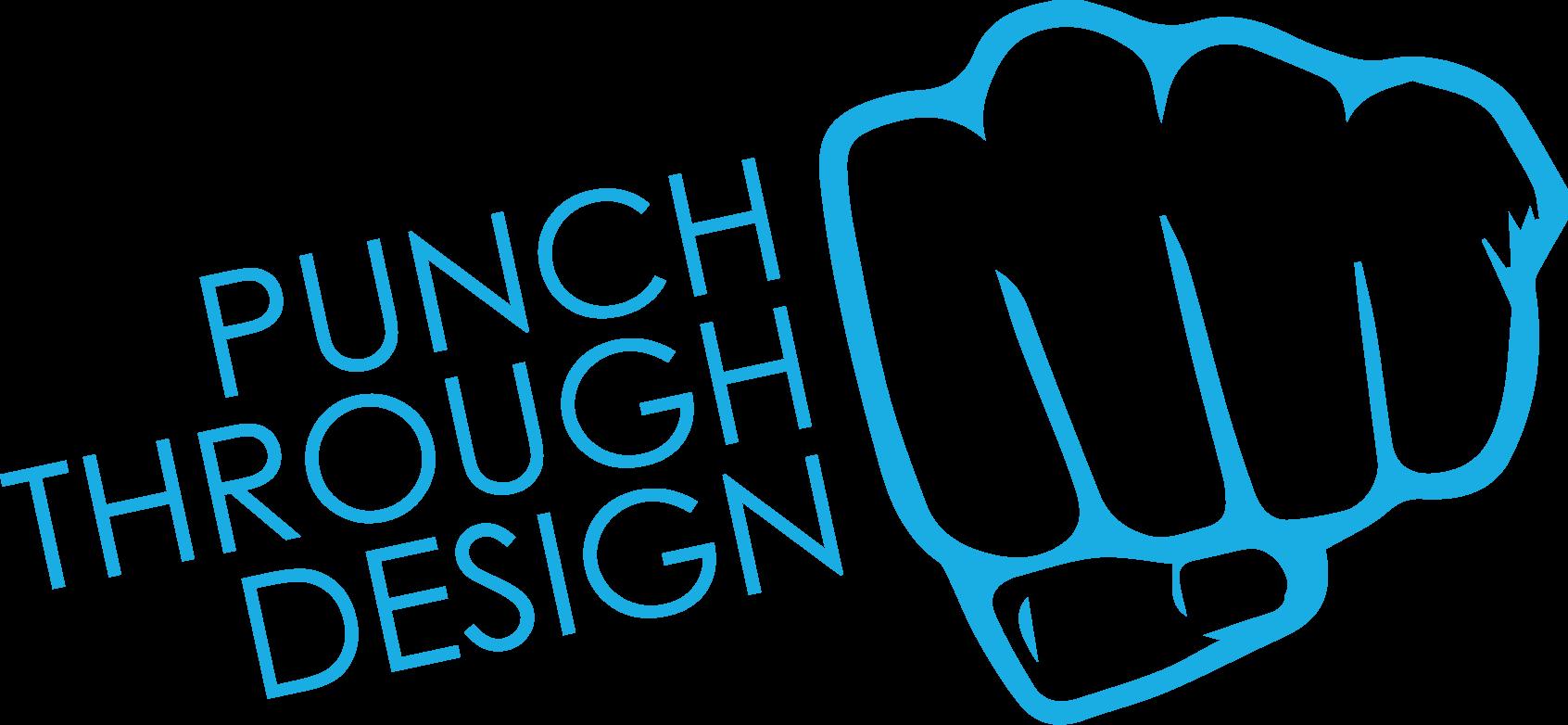 Punch Through Designs