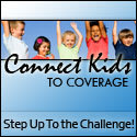 Connect Kids to Coverage badge
