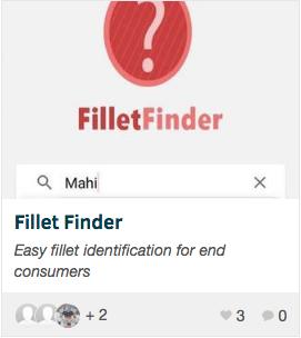 Fillet Finder