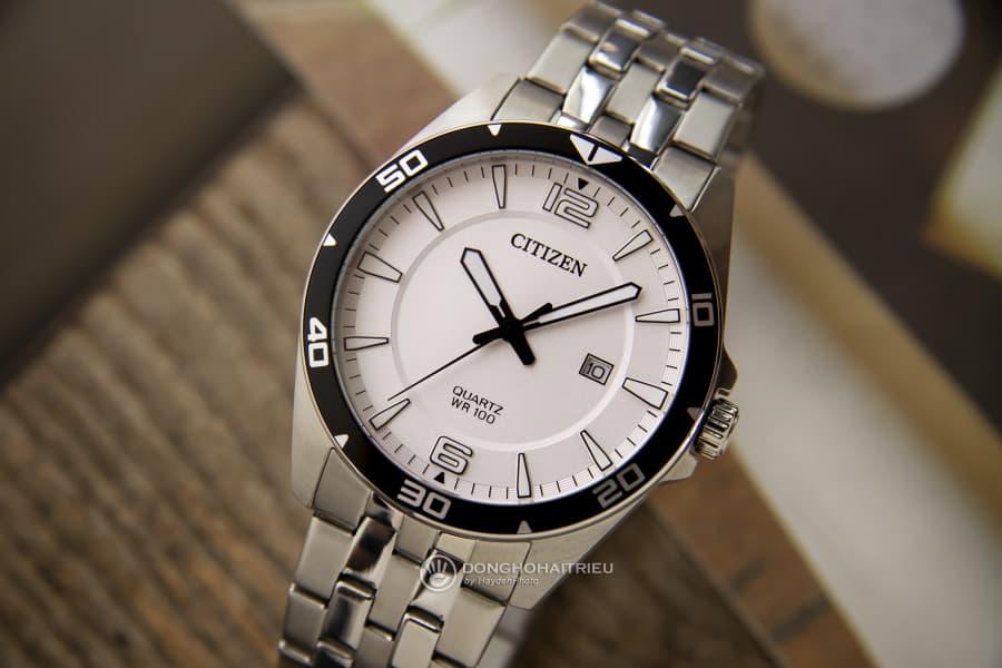 Đồng hồ Citizen Quartz WR100 có gì đặc biệt? Nên mua không? - Ảnh: 8