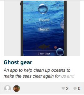 ghost gear
