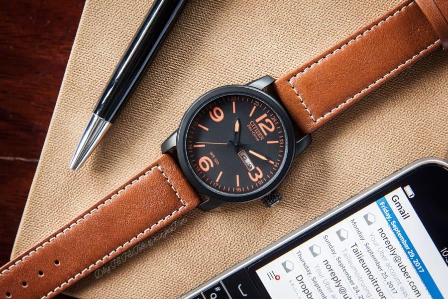 10 mẫu đồng hồ Citizen dạ quang bán chạy nhất hiện nay - Ảnh: 1
