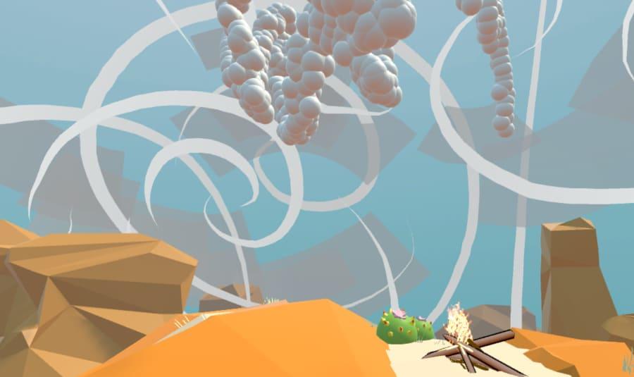 In VR screenshot