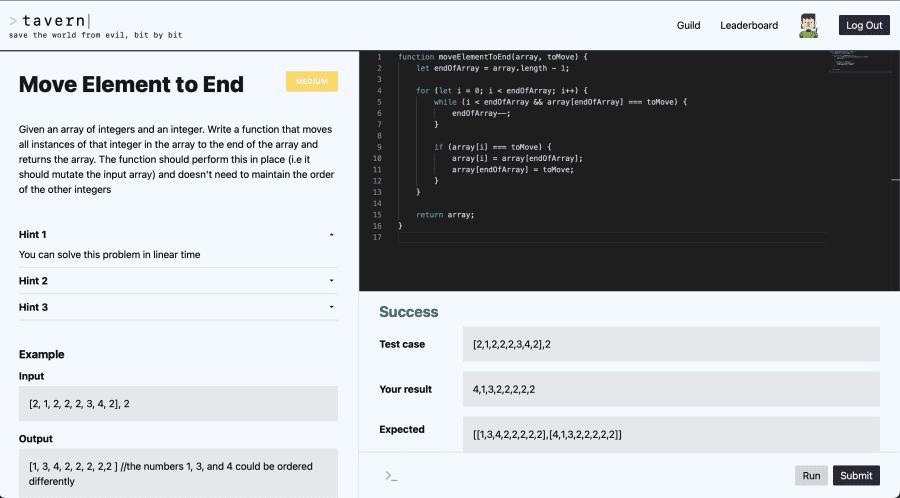 problem solving page