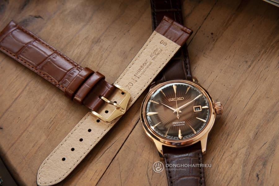 Thay dây da đồng hồ Olym Pianus giá bao nhiêu, ở đâu uy tín? - Ảnh: 7