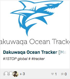 Ocean Tracker