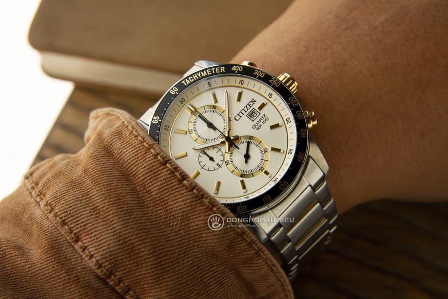 Đồng hồ Citizen Quartz WR100 có gì đặc biệt? Nên mua không? - Ảnh: 5