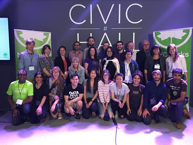 NYC Parks TreesCount Data Jam Winners