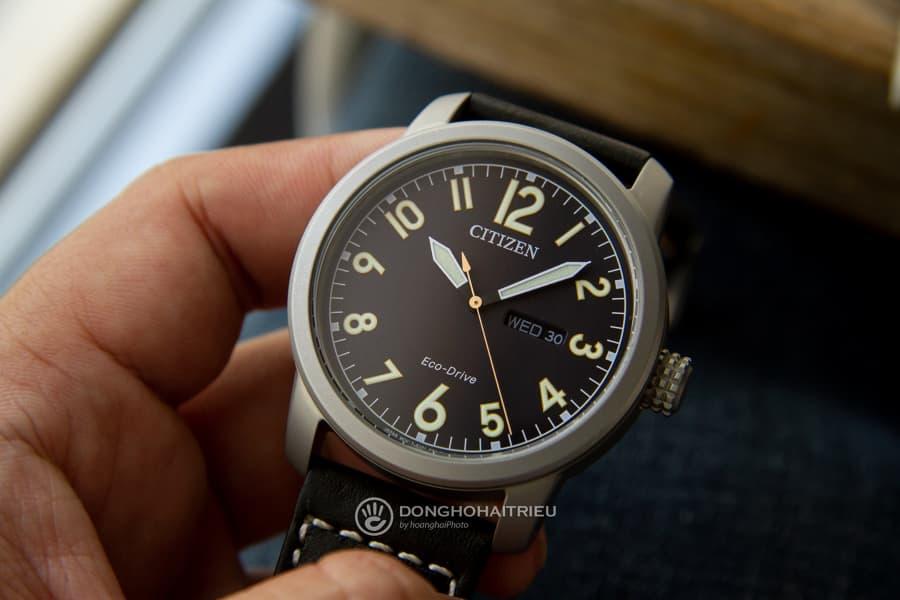 10 mẫu đồng hồ Citizen dạ quang bán chạy nhất hiện nay - Ảnh: 9
