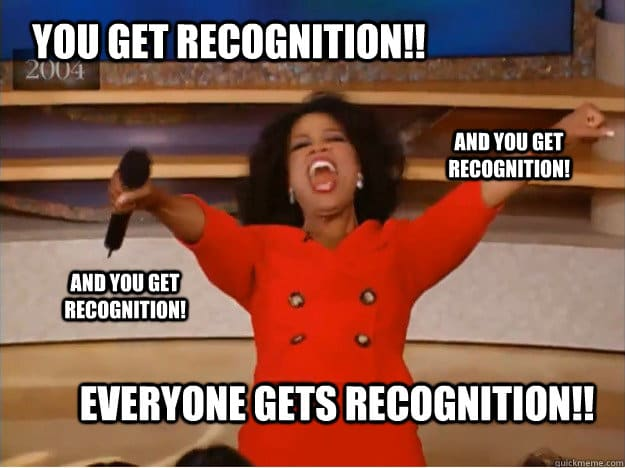 Who doesn't want image recognition?