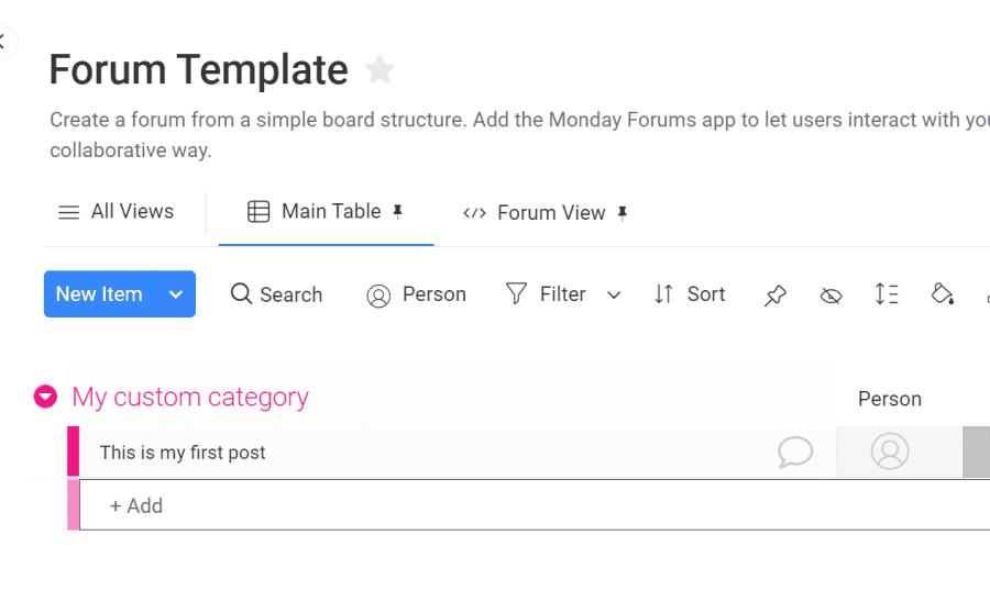customize groups