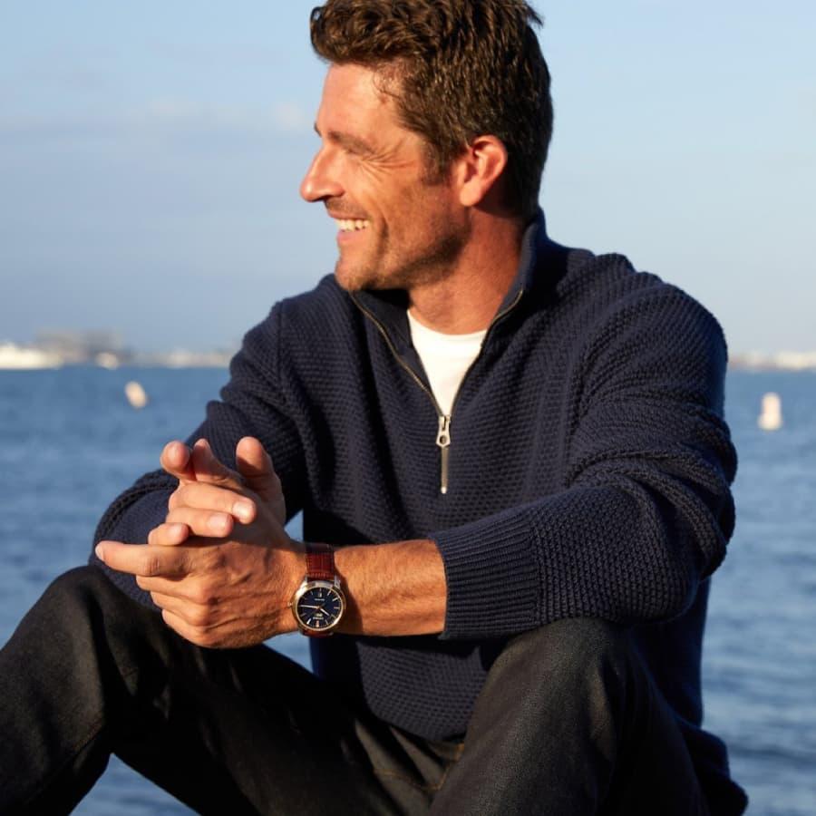 10 hãng đồng hồ cho nam trung niên được ưa chuộng nhất VN - Ảnh: 6