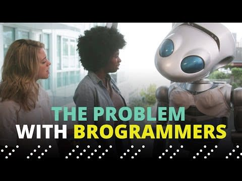 """""""The Problem with Brogrammers"""""""