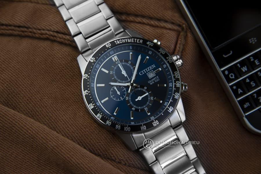 Đồng hồ Citizen Quartz WR100 có gì đặc biệt? Nên mua không? - Ảnh: 3