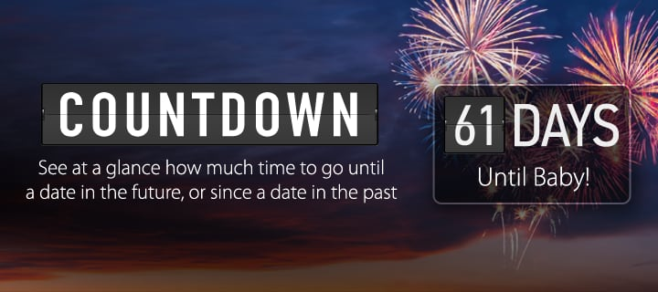 Countdown Banner