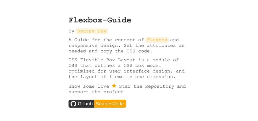 Flexbox-Guide