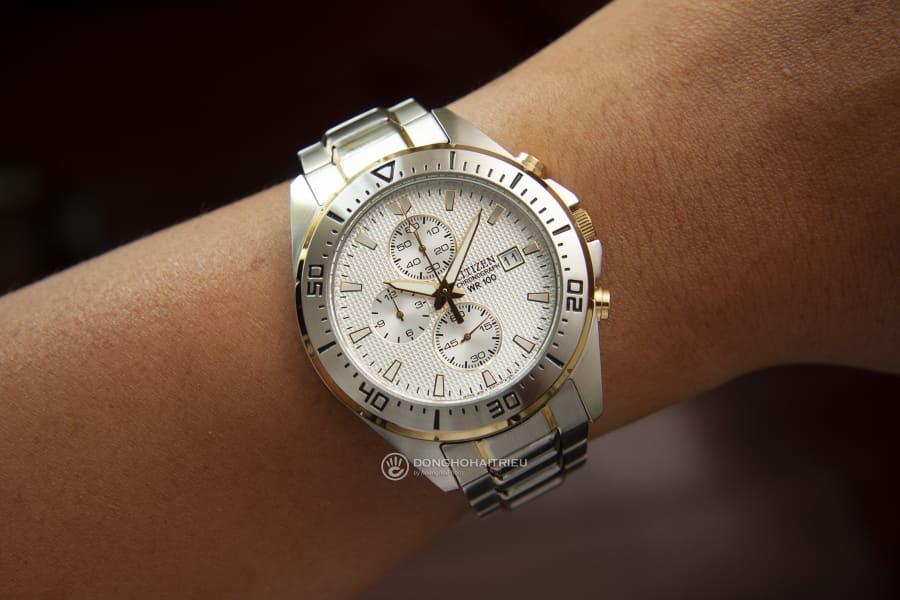 Đồng hồ Citizen Quartz WR100 có gì đặc biệt? Nên mua không? - Ảnh: 1