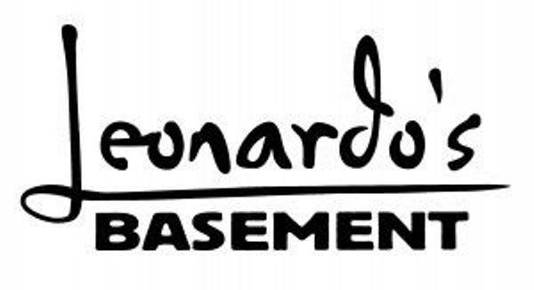Leonardo's Basement Logo
