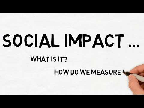 CoData - What is social impact?