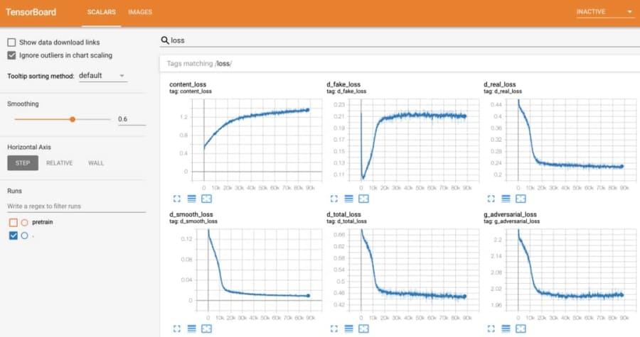 tensorboard-metrics