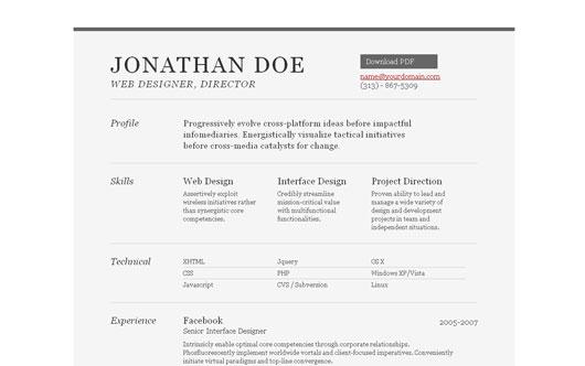 Free Online Google Docs Cv Resume Template Document Resume – Resume Online Template