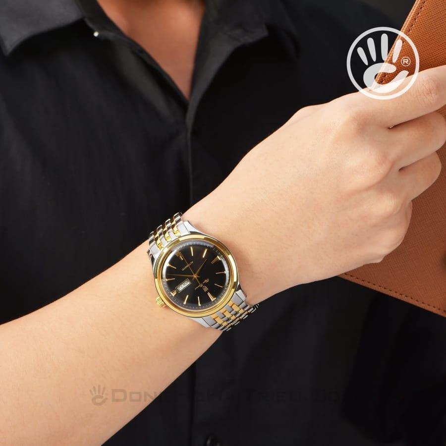 10 hãng đồng hồ cho nam trung niên được ưa chuộng nhất VN - Ảnh: 10