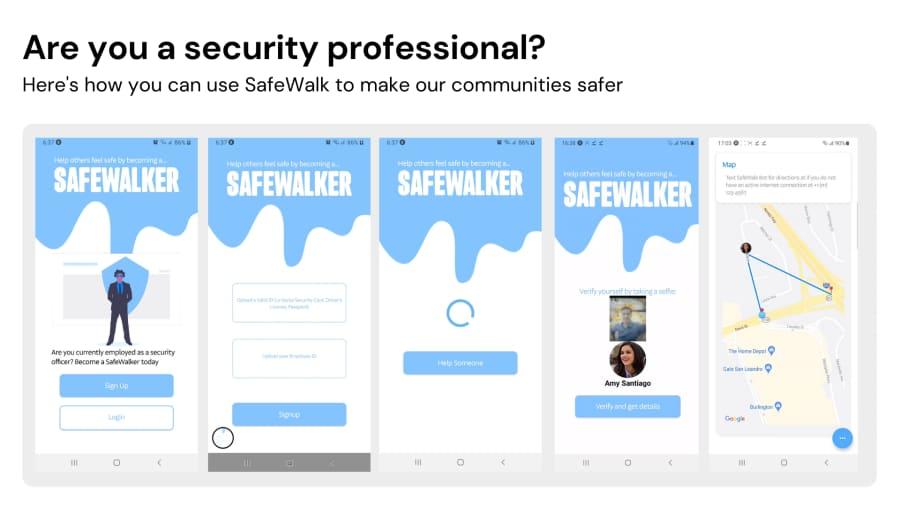 SafeWalker