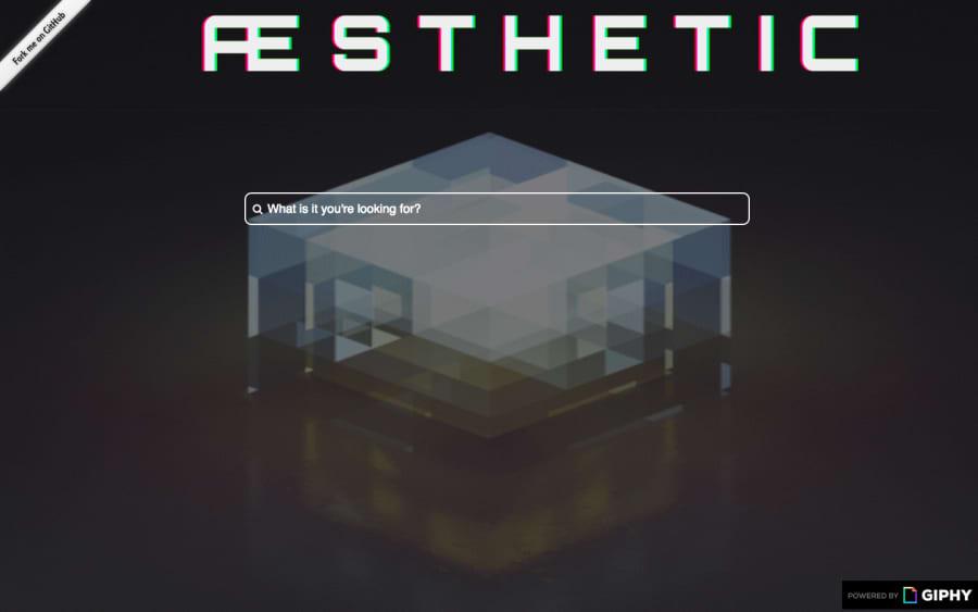 aesthetic-search | Devpost