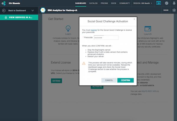 Enter your challenge passcode