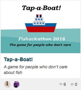Tap a Boat