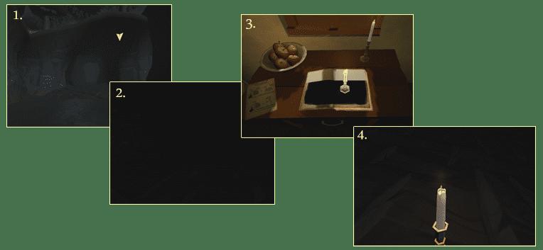 cave book screenshots