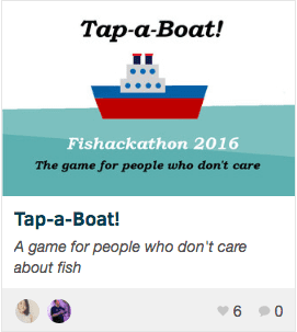 Tap a Boat