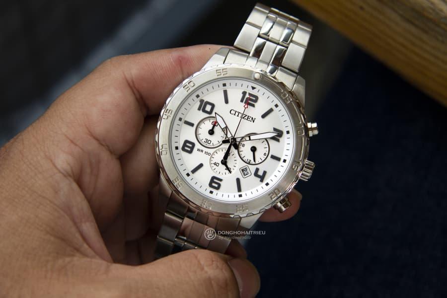 Đồng hồ Citizen Quartz WR100 có gì đặc biệt? Nên mua không? - Ảnh: 4
