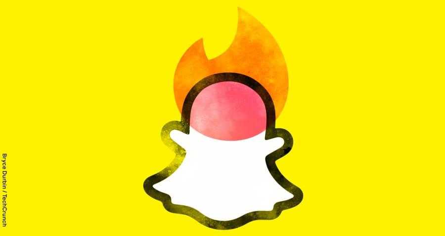 Snapchat x Tinder