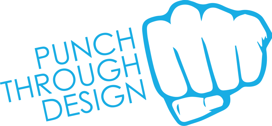 Punch Through Designs