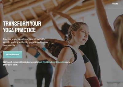 Yoga Eastwest