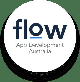 Flow Custom Business Software Logo