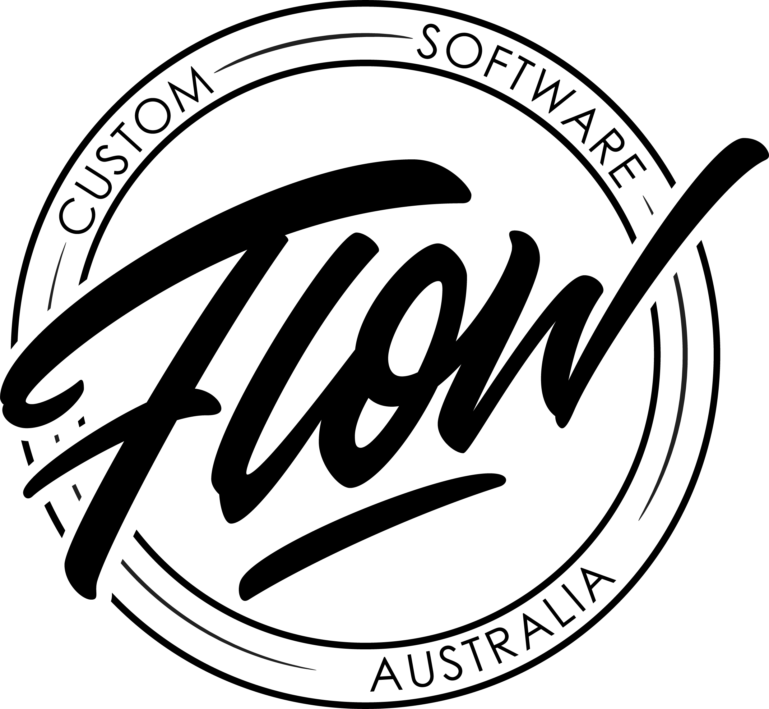 Flow Custom Software Logo
