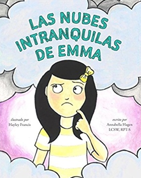 Emma's Worry Clouds Cover Spanish Edition