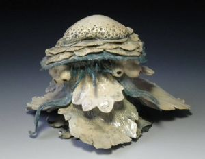 """Art Show Saturday features both Charlie Evergreen Ceramics and Encore for """"Coastal Colors"""" Exhibit"""