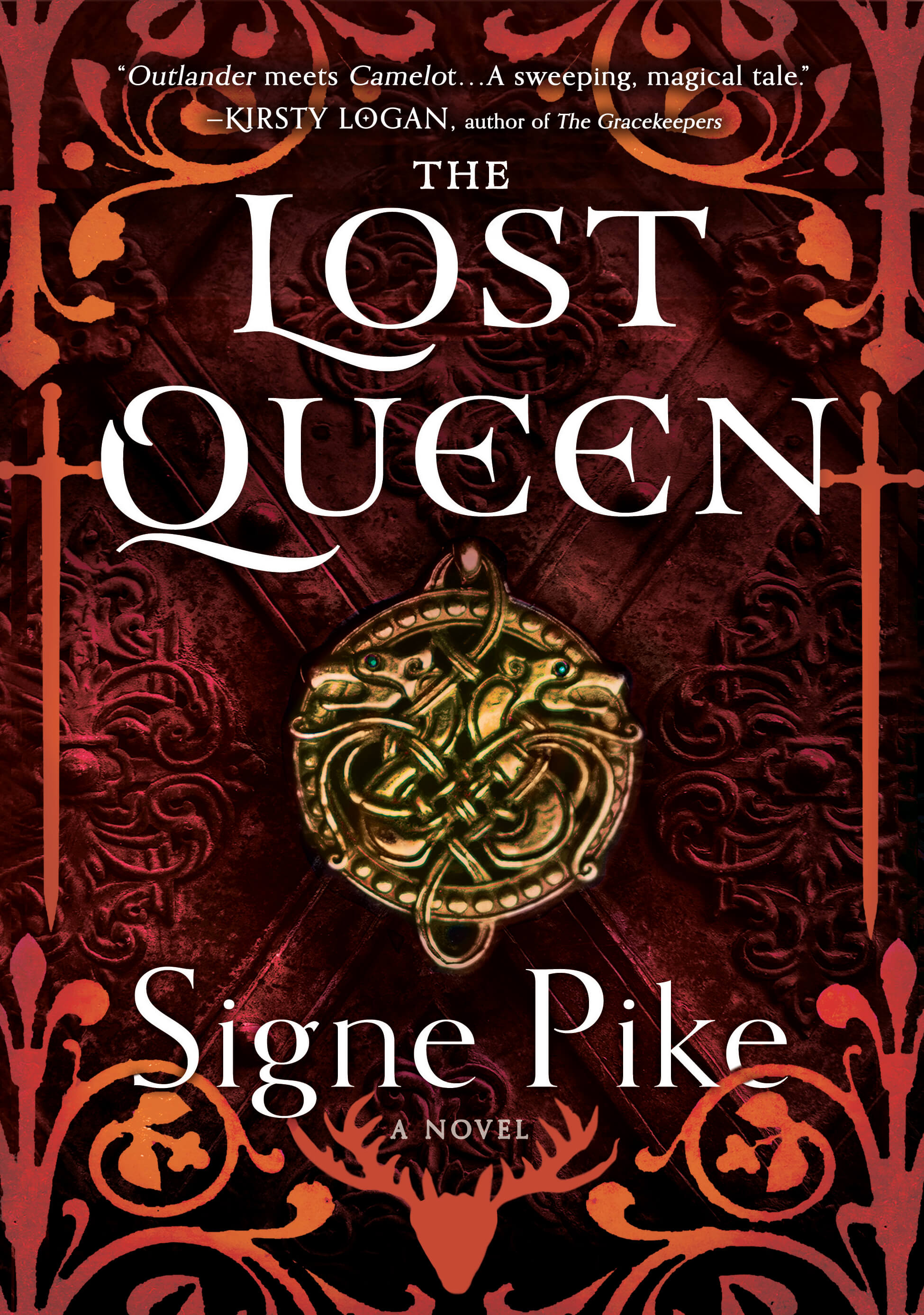 Local Author Signe Pike describes Dewees